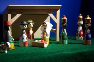 Danish Nativity. Courtesy of Glencairn Museum.